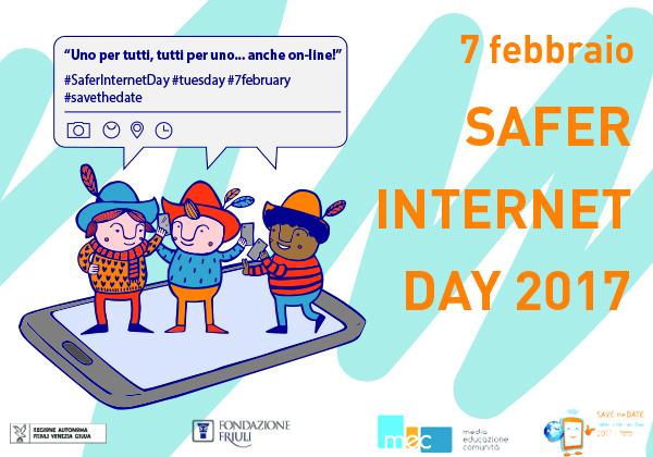 Il prossimo 7 febbraio è Safer Internet Day