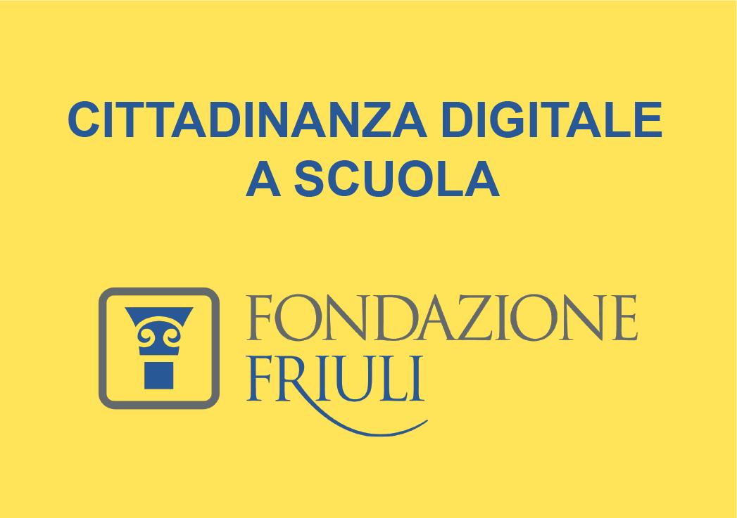 """""""Cittadinanza Digitale a Scuola"""""""