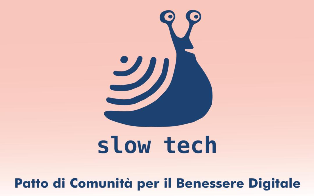 Patto di Comunità per il Benessere Digitale