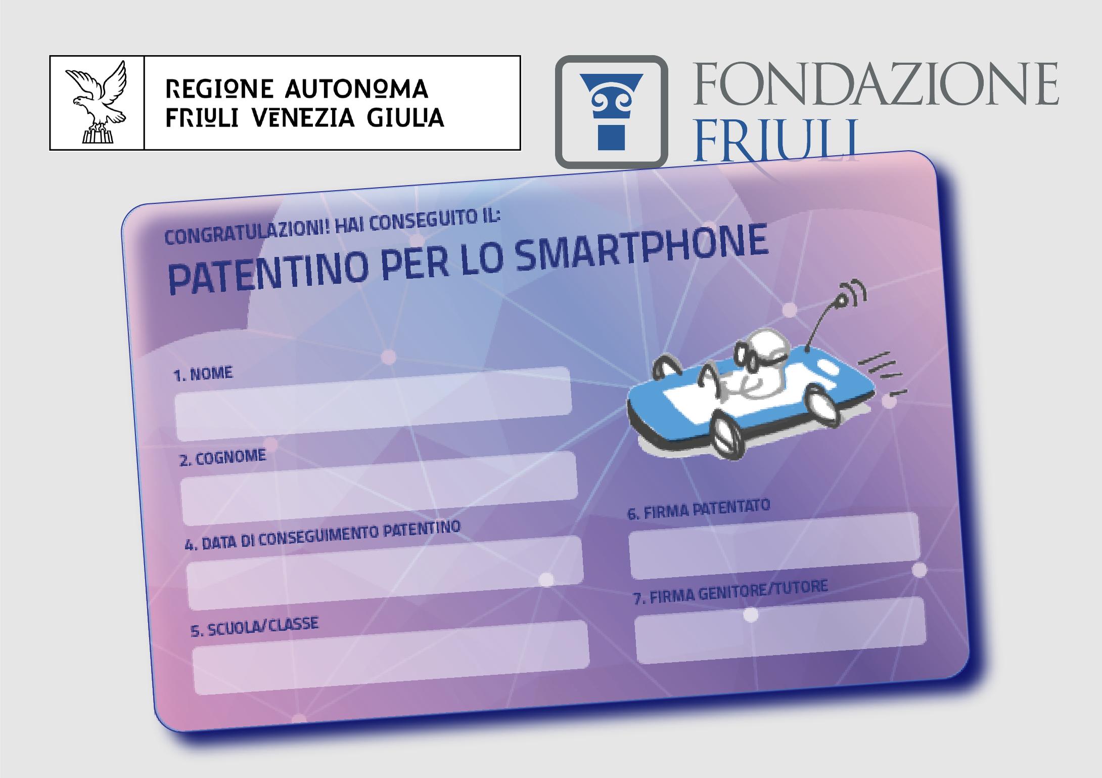 patentino per lo smartphone